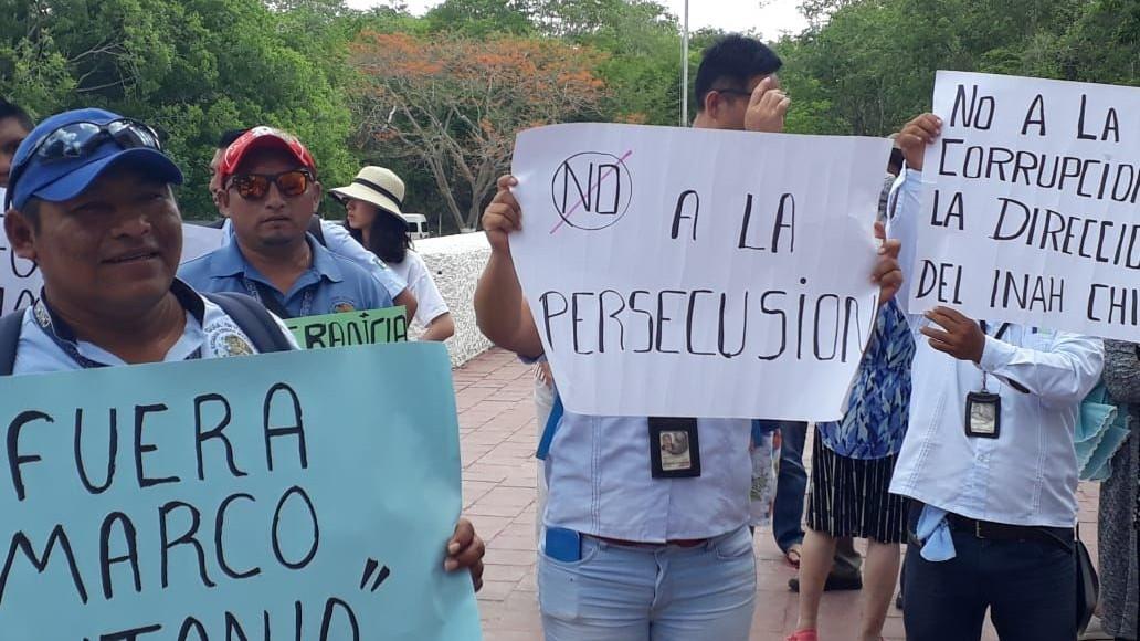 Pleito en Chichén Itzá deriva en ataque con arma blanca