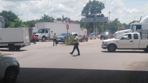 Ebrio atropella a policía en Chuminópolis y lo mata