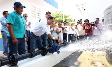 Obras y apoyos de Vila Dosal a municipios del sur de Yucatán