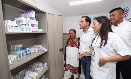 "Programa ""Médico 24/7"" llegan a 54 municipios yucatecos"