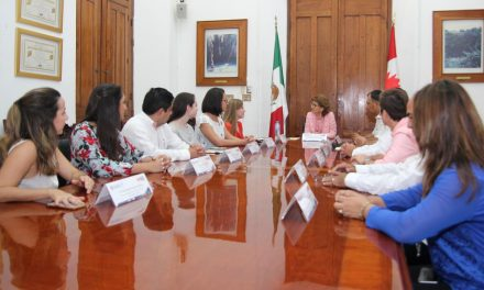 Yucatán y Canadá comparten plan contra reincidencia de delitos entre adolescentes