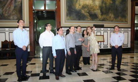 Comitiva legislativa del Vietnam explora cooperación con Yucatán