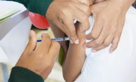 Vacunación contra influenza estacional, del 15 de octubre al 31 de marzo