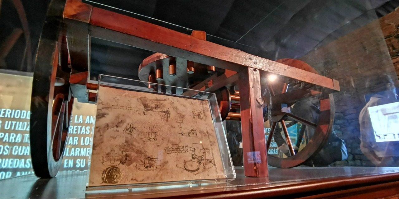 'El Universo de Leonardo da Vinci', sorprenderá en Mérida (Video)