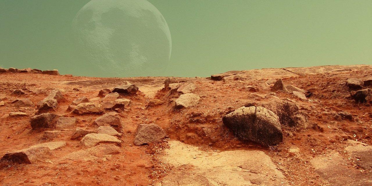 Sí había agua en Marte… se 'evaporó' hace millones de años