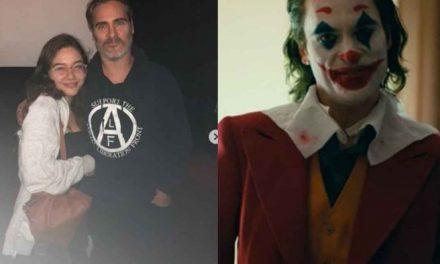 Joaquin Phoenix sorprende al visitar salas de cine en LA