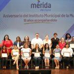Instituto Municipal de la Mujer, por mejores servicios en Mérida