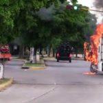 Lo detienen, violentan Culiacán y lo liberan (Video)