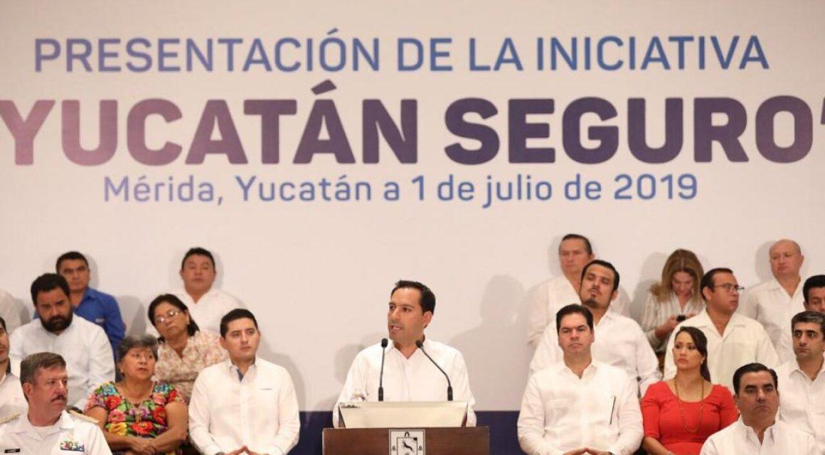"""Citibanamex financiará los dos mil 620 MDP para """"Yucatán Seguro"""""""