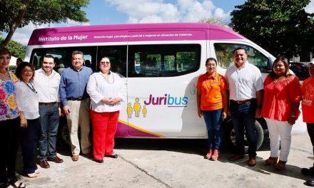 Juribus: Orientación jurídica a mujeres en situación de violencia