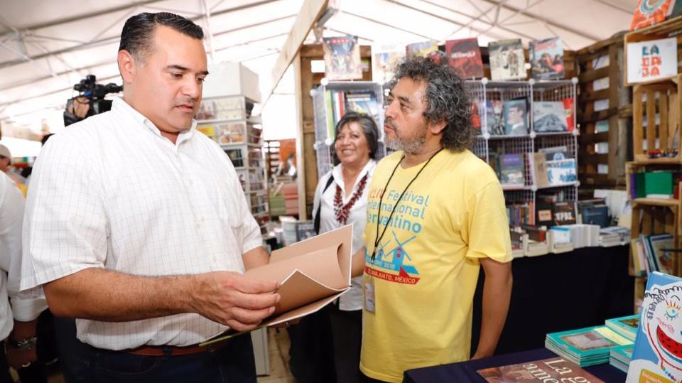 Así abrió la Feria Internacional del Libro Infantil y Juvenil de Mérida (Video)