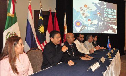 """""""Tigres Asiáticos"""" buscan negocios en tierra maya"""