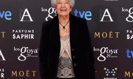 Muere gran dama de la actuación española Asunción Balaguer a los 94 años
