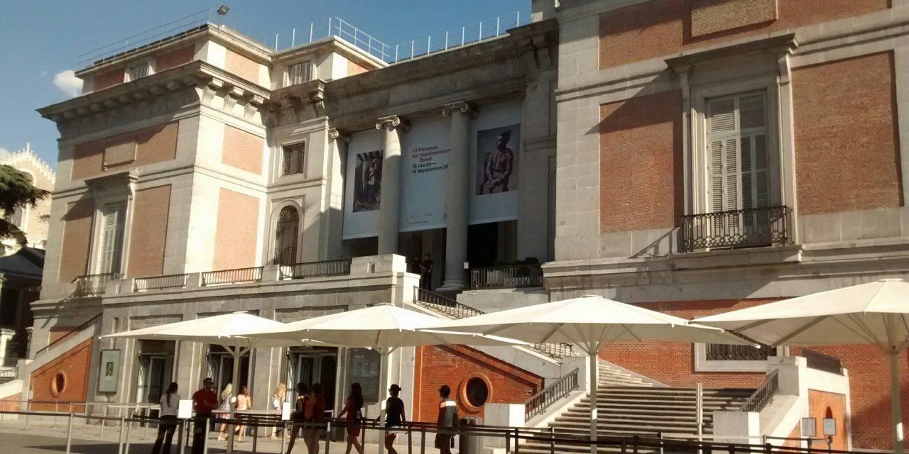 Presenta Museo del Prado exposición sobre Goya a 200 años de su inauguración