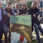 """Abre competencia oficial en Huelva coproducción hispano-mexicana """"La maleta de Helios"""""""