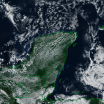 Clima Península de Yucatán: noches y mañanas frescas, con aumento gradual de calor en el día