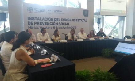 'Mapean' municipios y zonas de Mérida con riesgo de delitos y conflictos