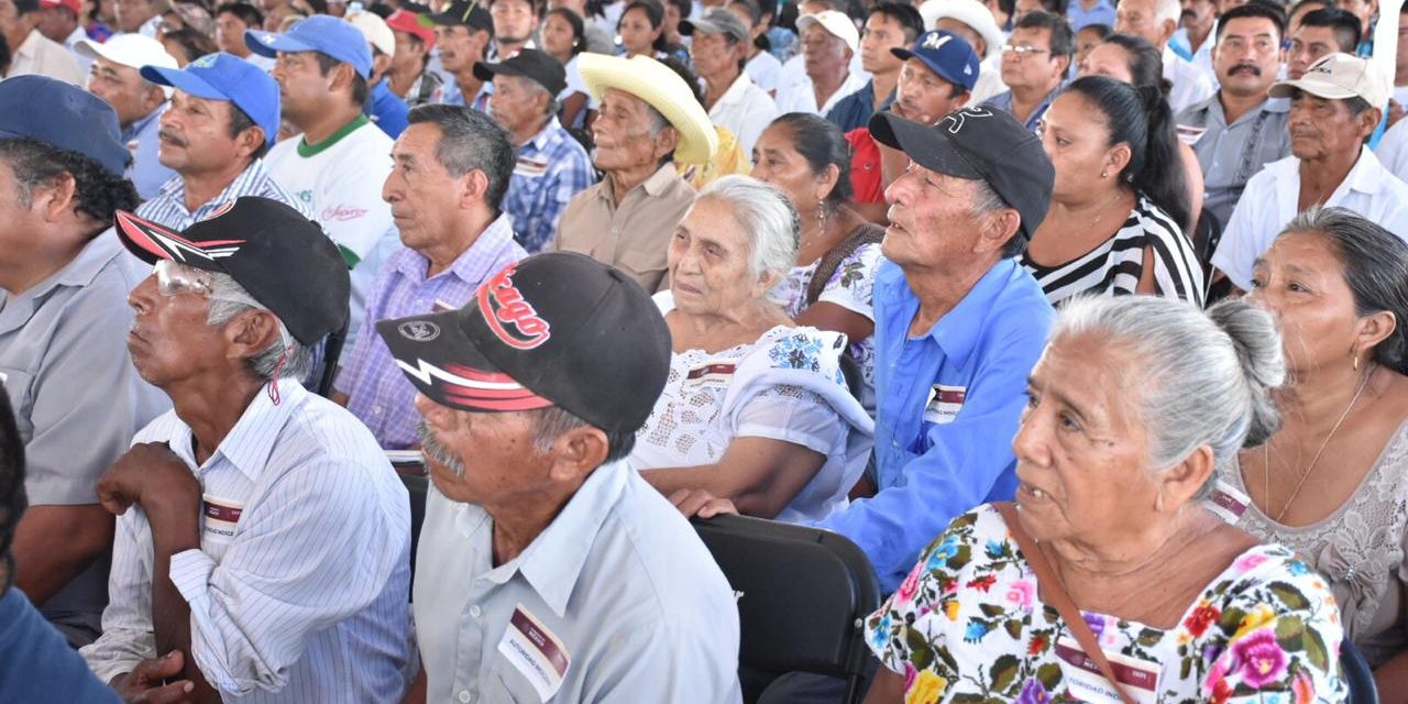 Tren Maya, queremos beneficio justo y equitativo.- Ejidatarios