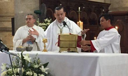 Condena arzobispo 'cultura de la muerte'