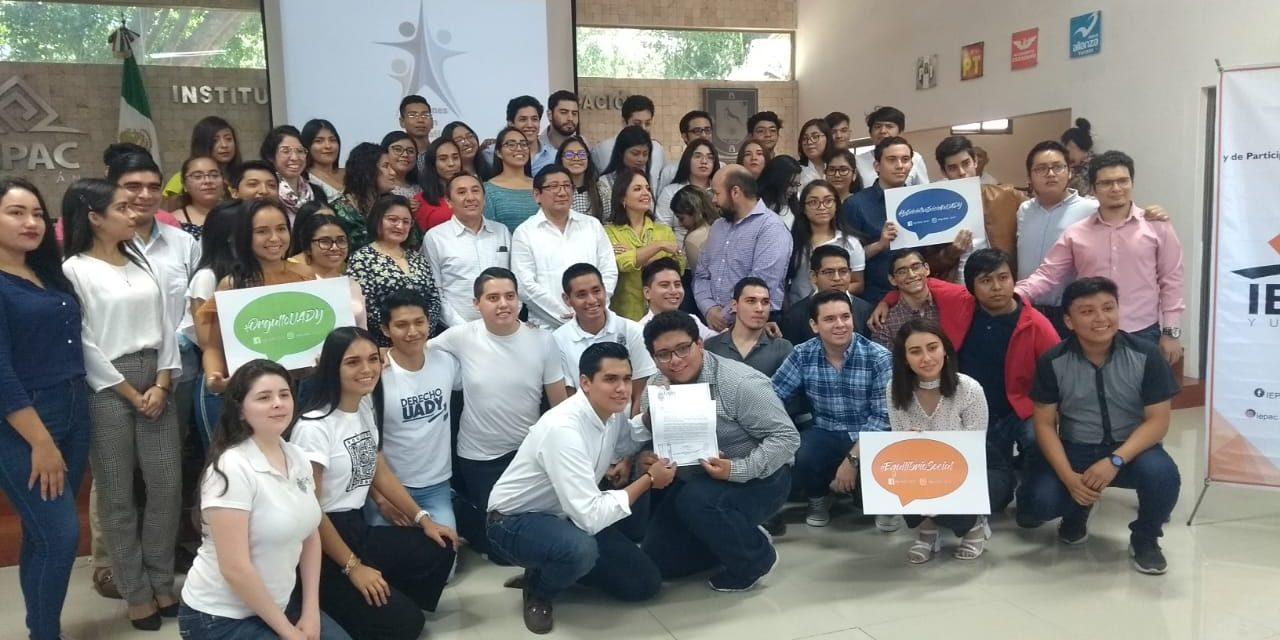 Universitarios presentan iniciativa ciudadana contra pobreza (Video)