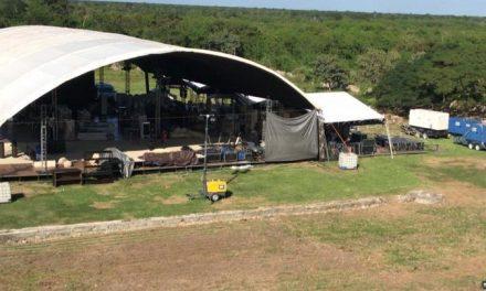 'Chocan' INAH y Sefotur por evento en zona arqueológica de Aké