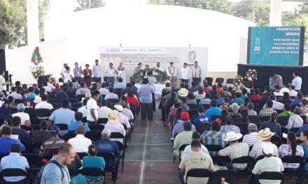 Tren Maya libra asamblea informativa en Calakmul y otras siete