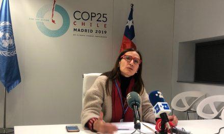 Atrae nuevos actores COP 25 para lograr ambición en lucha climática