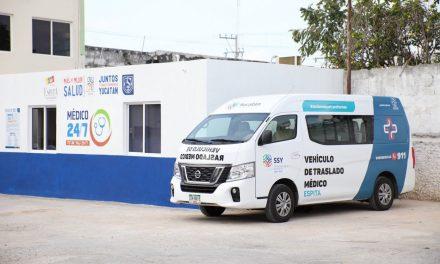 """Programa """"Médico 24/7"""" opera en 54 municipios de Yucatán (Video)"""