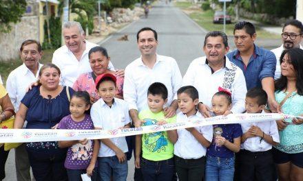 Por Yucatán seguiremos trabajando con eficiencia y en equipo.- Mauricio Vila