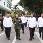 Gobernadores y Fuerzas Armadas, por mejor coordinación en Península de Yucatán