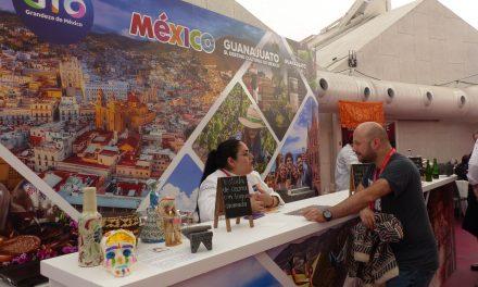 Presencia mexicana en Concurso Nacional de Tapas de Valladolid, España