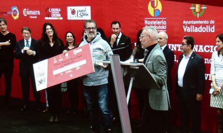 Gana chef francés III Campeonato Mundial de Tapas de Valladolid