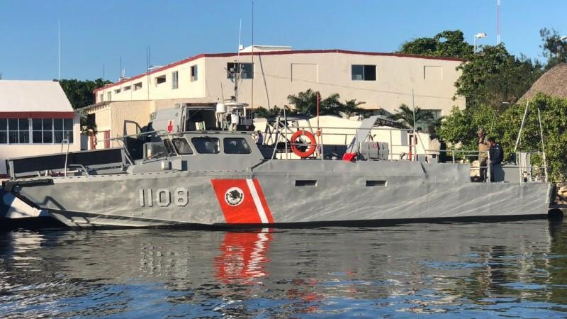 Dos pescadores muertos en choque de patrulla naval cerca de Sisal