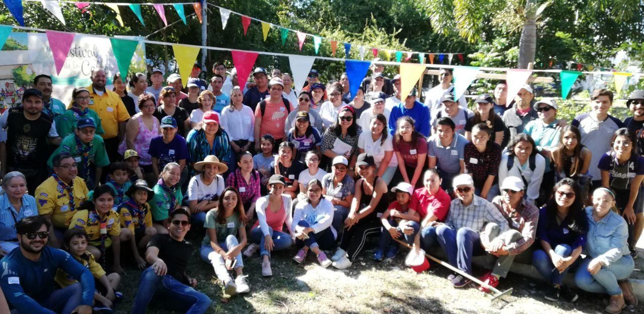 Festival de la Calle, más de 140 personas en Las Américas