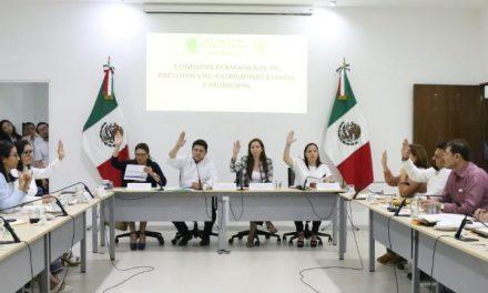 Confronta a priístas yucatecos Paquete Fiscal Estatal 2020