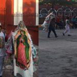 José Isidro Poot, 'El Caminante Guadalupano', cerca de Cansahcab (Video)