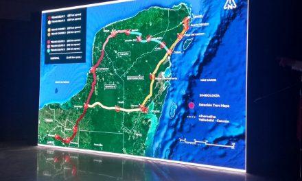 Alistan consulta y defienden 'legitimidad' de Tren Maya