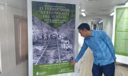 Memoria inédita del antiguo Ferrocarril del Sureste y próxima convivencia