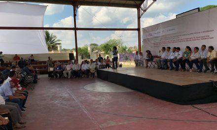 Avalan asambleas comunitarias en Yucatán proyecto de Tren Maya (Video)