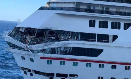 Tras colisión en Cozumel, cruceros de Carnival siguieron ruta hacia Miami