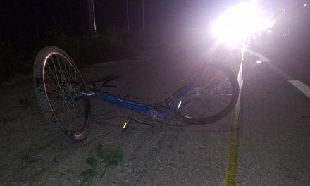 Joven ciclista atropellado y muerto en carretera Mérida-Progreso (Video)