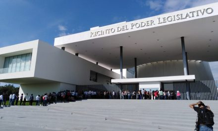 Costoso edificio de Congreso Yucatán entrará a reparaciones