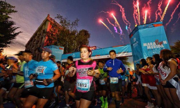 """Sin lugar para """"tramposos"""" en 5ª Marat'hon Mérida 2020"""