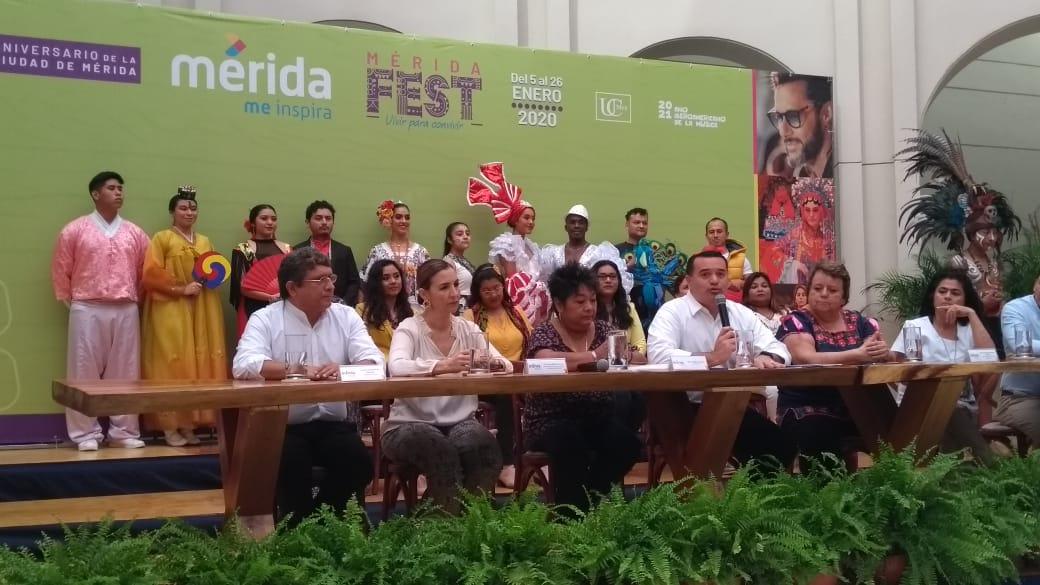 """""""Mérida Fest 2020"""" involucra a los """"no nacidos"""" en la ciudad (Video)"""