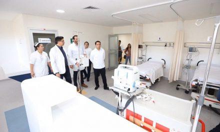 Con certificación federal 17 unidades de salud en Yucatán