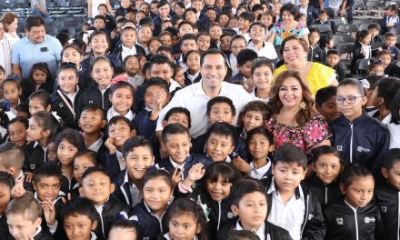 """""""Impulso Escolar"""" abrigará 208 mil 533 niños de primarias públicas"""