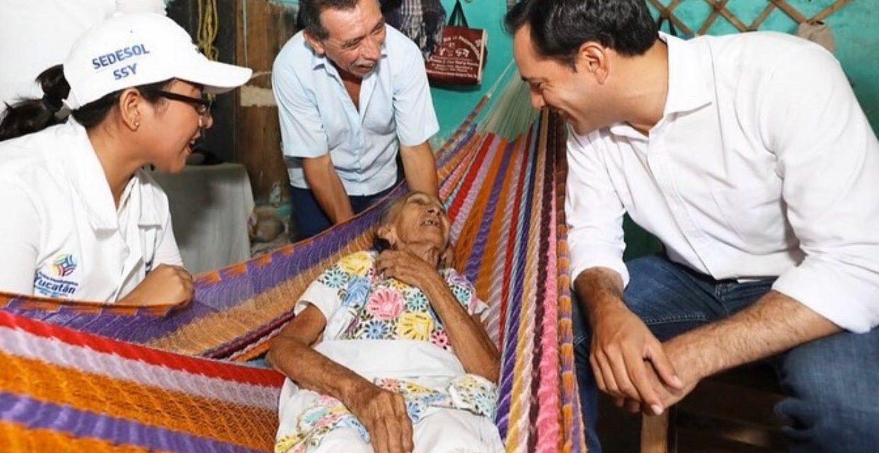 """""""Médico 24/7"""" y """"Médico a Domicilio"""", en 106 municipios de Yucatán en 2020"""