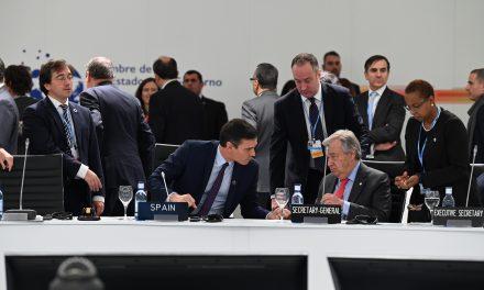 Inicia Cumbre Climática en Madrid con llamado a actuar de inmediato ante emergencia