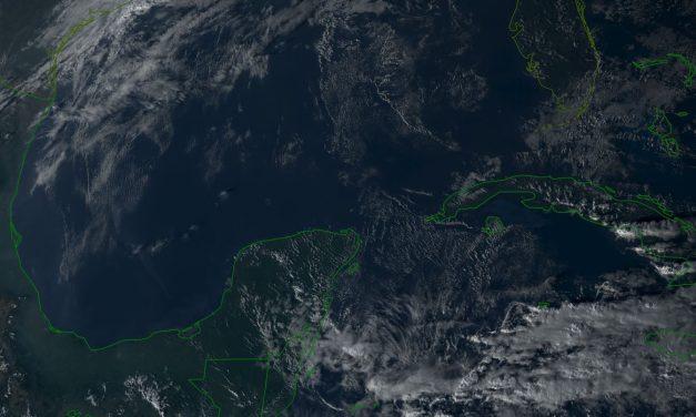 Norte fuerte y potenciales lluvias por Frente Frío 23 desde martes