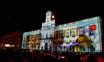 Con 152 años, es Reloj de la Puerta del Sol testigo de llegada del 2020
